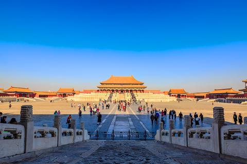 北京、双飞5天*尊贵京城*安心