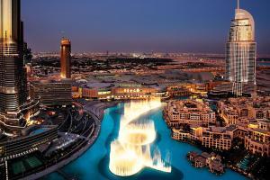 迪拜-【尚·休闲】阿联酋迪拜6天*帆船景观运河古堡逸宮酒店*帆船美食<迪拜金相框登顶,阿拉伯游船夜游迪拜河>