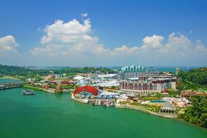 新加坡-【自由行】新加坡5天*春节*4晚百乐海景酒店*位于人气克拉码头地区*赠送SEA海洋馆门票+往返接送*新航正点*广州往返<即时确认,优越地理位置,便捷交通>
