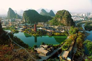 桂林-【汽车跨省】桂林3天*木龙湖*燕莎热气球*穿山岩