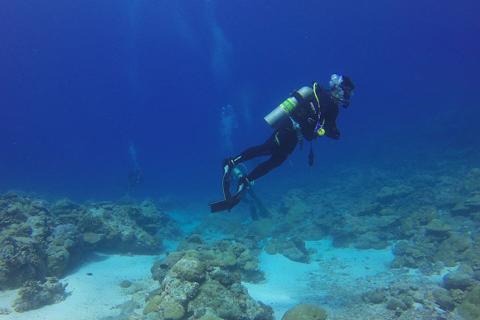 仙本那5天.进阶级潜水员考证.广州往返<中文专业教练教学>