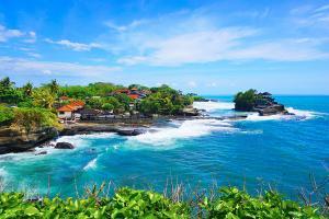 【尚·旅拍】巴厘岛6天*海边悠闲<海边豪华酒店,海鲜盛宴,海盗船狂欢夜,南湾玻璃底船游海龟岛>