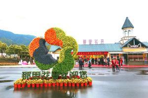 惠州-【跟团游】惠州1天*空中田园、游七彩那里花开主题公园<佛山>