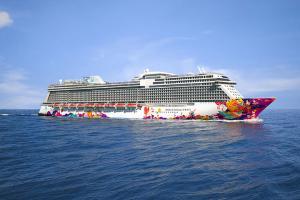 【暑假航次-日本】星梦邮轮世界梦号南沙-冲绳-宫古岛-南沙5晚6天