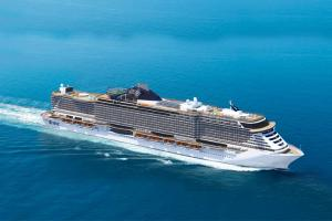 西班牙-【欧洲地中海邮轮】MSC地中海邮轮海平线号意大利-马耳他-西班牙-法国-瑞士5国11天之旅