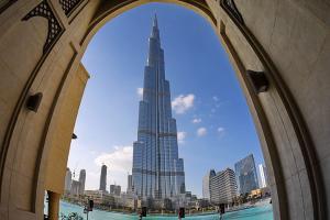 迪拜-【慢享·自由行】阿联酋迪拜6天*机票+1晚迪拜商圈酒店*广州往返*等待确认<迪拜节日城假日酒店住宿含早餐,多航空直航往返,2人成行>