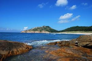 惠州-【海滩直通车】惠州3天*双月湾*高级酒店*标双*纯玩