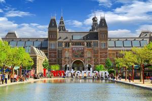 荷兰-【尚·深度】荷兰9天*NEL*梵高美术馆*戴珍珠耳环的少女*天堂书店<全程豪华酒店,阿姆斯特丹半天自由活动,加游比利时>