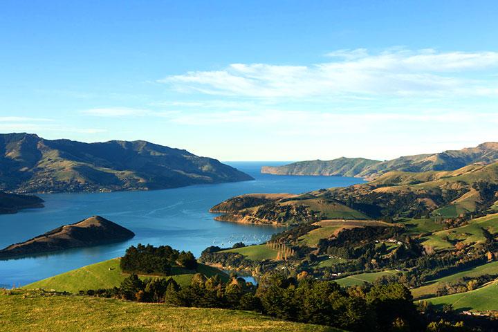 【颂·深度】新西兰南北岛9天*海鲜美食*纯玩<毛利渔村捉龙虾鲍鱼,海景酒庄品美酒,采摘当季鲜果>