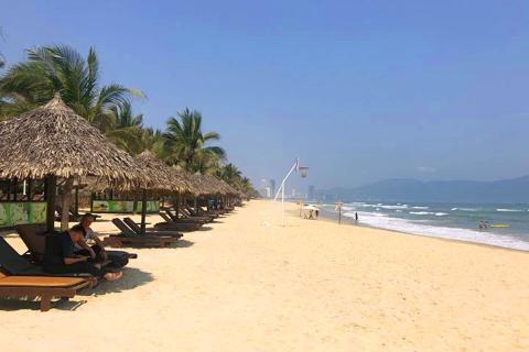 越南、下龙湾、岘港、南宁6天*南北越联游<船游下龙湾,美溪沙滩>