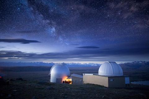 新西兰南岛9天*玩雪观星*亲子<雪鞋行走玩雪,企鹅归巢,南极体验>