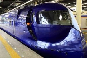 日本-日本【交通票】大阪南海電車特急rapi:t 列車
