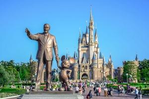 日本【门票】东京迪士尼乐园/海洋+单程/往返巴士