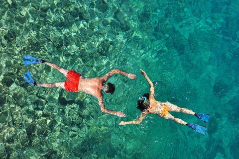 【尚·深度】泰国普吉、甲米5/6天*多岛巡游<神奇四岛戏沙踏浪一线天,国家公园大小PP岛,攀牙湾橡皮艇泛舟,特色精油SPA>