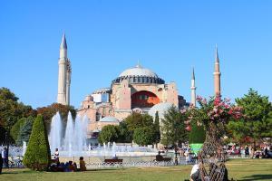wifi-【跟团游】土耳其环游12天*全程巴士免费WIFI*广州往返
