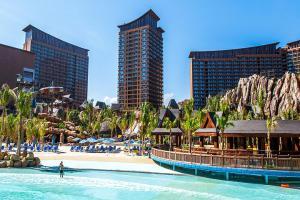三亚-【酒店套餐】2晚三亚湾红树林棕榈王国酒店亲子套餐*等待确认