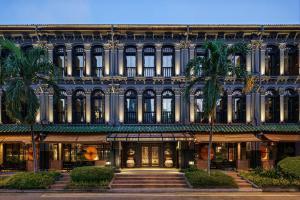 新加坡-【自由行*悦享六善】新加坡4天*正点航班*3晚新加坡达士敦六善酒店*赠送机场往返接送*广州往返*等待确认<六善酒店超豪华住宿体验>