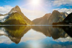 北岛-【跟团游】新西兰南北岛10天*米佛峡湾、观景火车、企鹅归巢*湛江往返