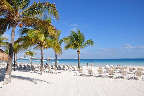 墨西哥、古巴11天.加勒比海滩全包式酒店