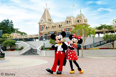 香港迪士尼乐园-TP 香港迪士尼乐园1日门票 小童票 电子票(有效期至2019年10月23日)