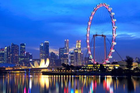 新加坡5天*畅玩市区+圣淘沙<3晚市中心豪华酒店,叹享1晚名胜世界超豪华酒店>