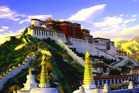西藏拉萨林芝三飞6/7天*经典西藏*乐游