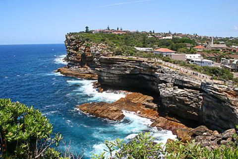 澳洲(悉尼、墨尔本)9天*经典大洋路 <蓝山国家公园>