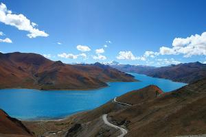 西藏-【誉·精品小团】西藏、拉萨、林芝、三飞6天*越野越西藏*270度环游羊卓雍湖<布达拉宫,雅鲁藏布大峡谷>