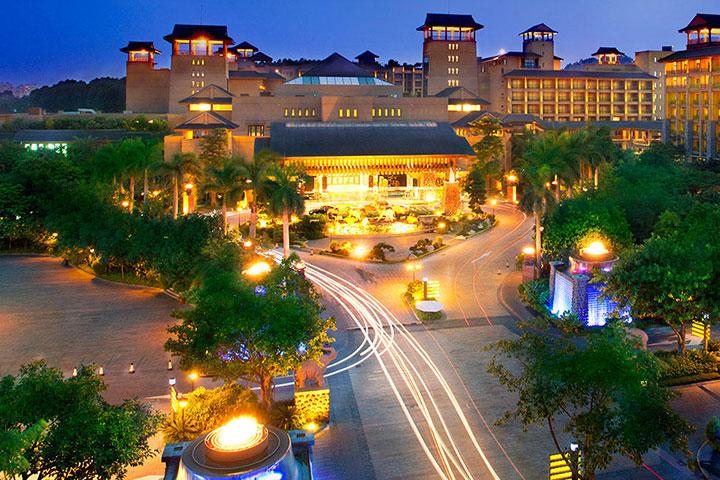 广州长隆酒店-【直连】高级双床房(2天1晚家庭--动物园+自助晚餐)