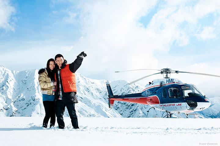 【自由行】新西兰8-13天*机票+签证*等待确认<南方航空,香港航空>