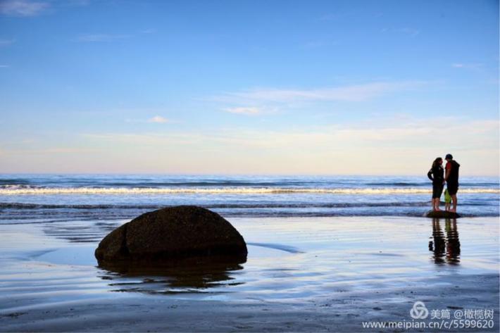 莫拉基海滩