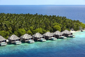 马尔代夫-【自由行】马尔代夫7天*都喜天阙岛*机+酒*广州往返*等待确认<中文服务,水上飞机或内陆飞机+快艇上岛,浮潜圣地>