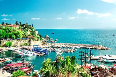 【典·慢享】土耳其13天*切什梅半岛*阿拉恰特小镇<爱琴海地中海,棉花堡,卡帕多奇亚,伊斯坦布尔>