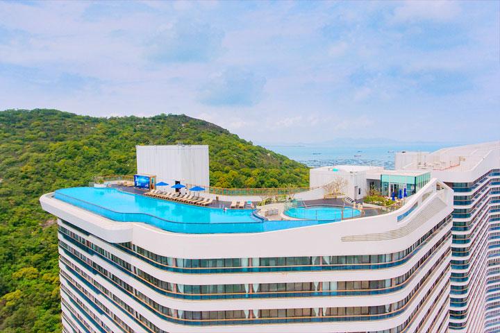 阳江海陵岛闸坡北洛秘境度假酒店-独特海景豪华双床房【无早】