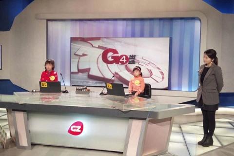 【智趣營】廣州1天*G4小記者體驗,邀你上電視<知識課堂>