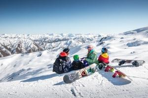 新西兰-【尚·深度】新西兰南岛10天*温泉滑雪*亲子农庄*纯玩<专业华语滑雪课程,泛舟雅芳河>