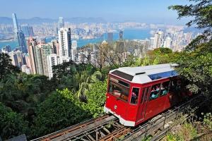 海洋公园-【跟团游】香港澳门观光海洋公园、香港杜莎夫人蜡像馆5天*湛江*等待确认