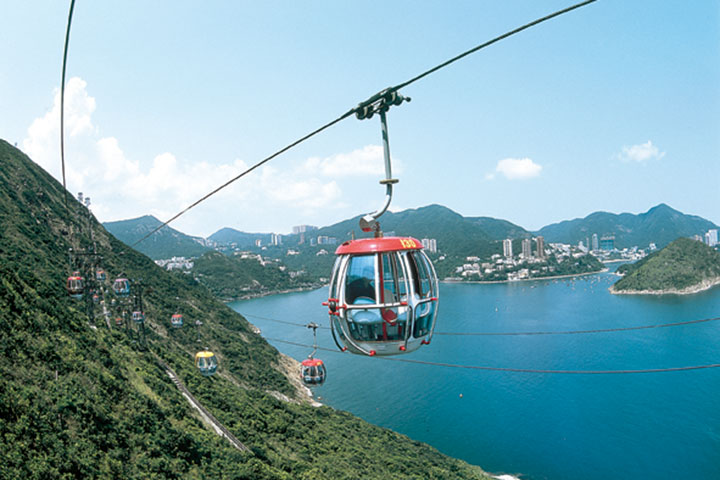 【乐园】香港迪士尼乐园、香港海洋公园2天*双园自由行套票*双程*直通巴士
