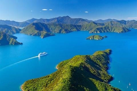 新西兰南岛9天.冰川峡湾.皇后镇连住三晚.海鲜美食.冰川观光飞机