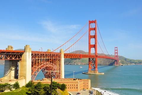 美国西岸四城12天.深度漫游旧金山.纳帕谷品酒.百年情怀叮当车.索萨利托小镇
