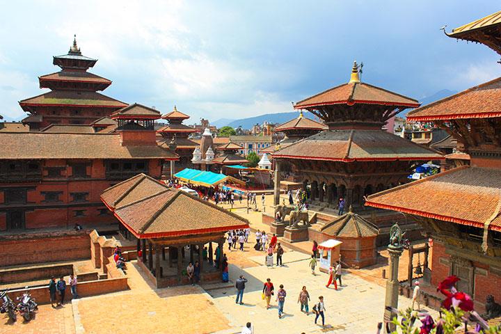 【尚·深度】尼泊尔8天*自然文化遗产纯玩之旅*南航广州直飞<加德满都杜巴广场,博卡拉泛舟费瓦湖,探寻奇达旺森林,赏雪山日出>