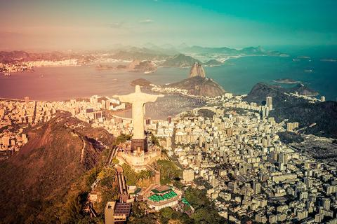 南美五国16天.亚马逊热带雨林.耶稣巨像.纳斯卡地画.超豪华酒店.大瀑布