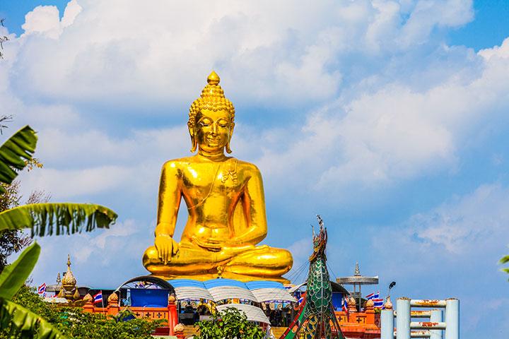 【尚·深度】泰国清迈、清莱、南邦5天*奇趣*其乐之旅<泰菜学院,南邦马车,辛哈农场,全程无自费>