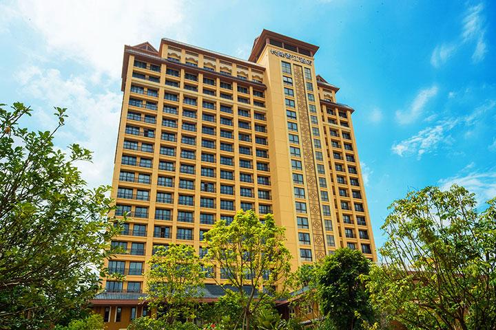 广州长隆香江酒店(长隆野生动物世界店)-【直连】老虎大床房(净房+双人早餐)