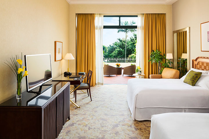 澳门鹭环海天度假酒店-尊贵海洋景观房(无早)-Grand Ocean View