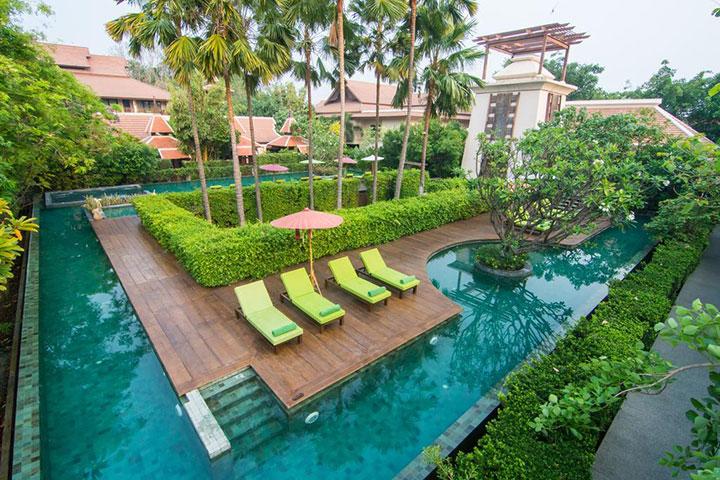 【自由行】泰国清迈5天*低奢斯里潘拉度假村*南航广州直飞*等待确认<超豪华度假型酒店,免费车往返夜市>