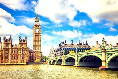 【尚·深度】英国11天*英国最高等级蓝牌导游*温莎古堡*深度苏格兰3晚*美食双重奏*世界著名三大学府<豪华酒店,伦敦三晚,BAF>