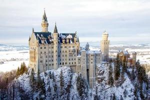 東歐-【尚·深度】德國10天*LAD*魅力名城*新天鵝堡*大眾汽車城<格林童話之路,全程豪華酒店>