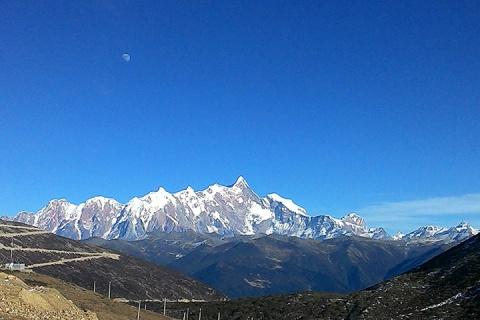 西藏、拉萨、林芝、双飞8天*直飞林芝