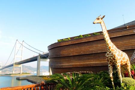 香港挪亚方舟优惠门票(电子票)
